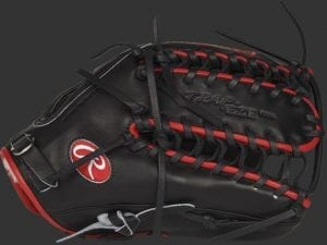 Mike Trout's Outfielder Gloves