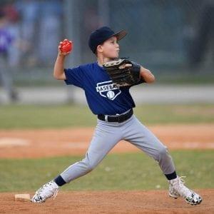 Practice baseballs