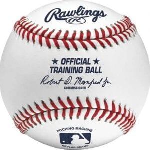 Rawlings Pitching Machine Baseballs
