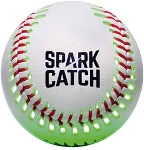 Spark Catch LED training Baseball