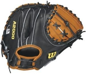 WILSON A2000 PRO STOCK PUDGE 32.5″ BASEBALL CATCHER'S MITT