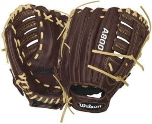 Wilson Showtime Series WTA08RB16 Baseball Gloves