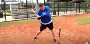 batting stance examples
