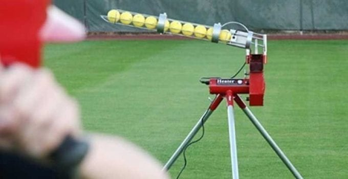 First Pitch Baseline Pitching Machine Review