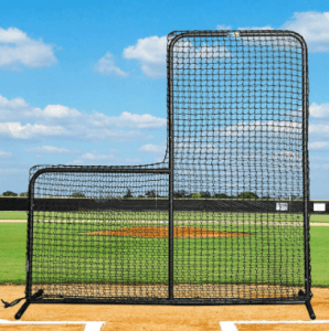 Net World Sports Fortress Regulation Baseball L-Screen