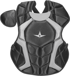 All star softball chest protector for women