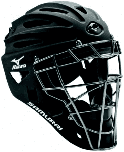 Mizuo Youth Catcher Helmet review