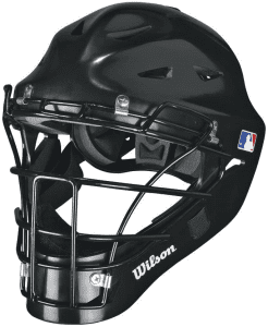 Wilson Catchers Helmet review