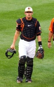 nike catcher chest protector