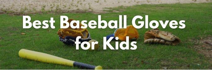 kids baseball gloves